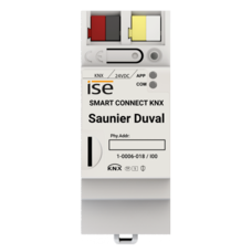 New Product - The SMART CONNECT KNX Saunier Duval