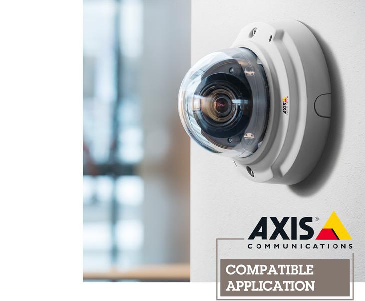 SMART APP KNX Axis