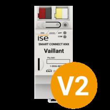 Neue Firmware Version für den SMART CONNECT KNX Vaillant
