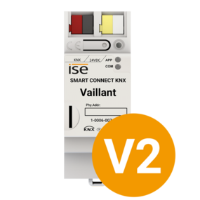 Neue Firmware Version für den SMART CONNECT KNX Vaillant