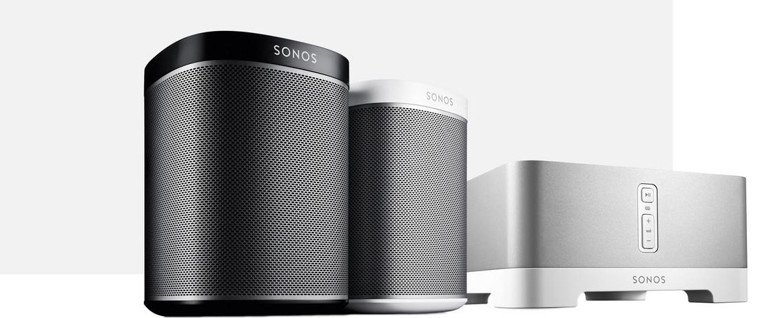 Sonos Play Boxen