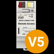 Neue Firmware Version für den SMART CONNECT KNX Remote Access