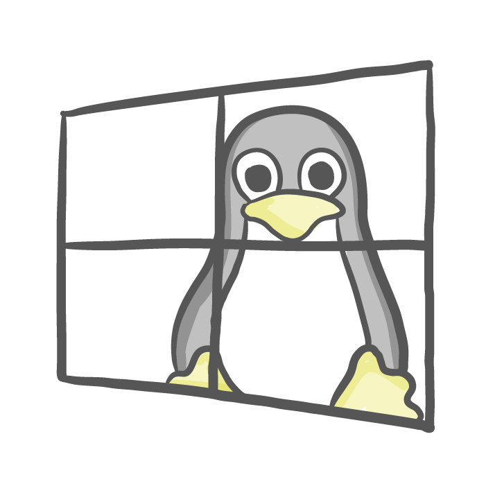 Microsoft (Windows) and Linux