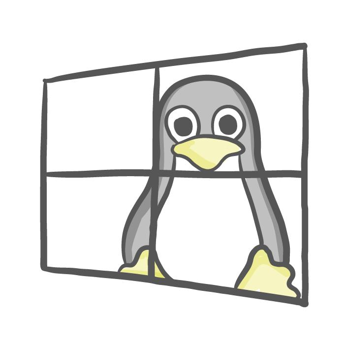 Microsoft (Windows) und Linux