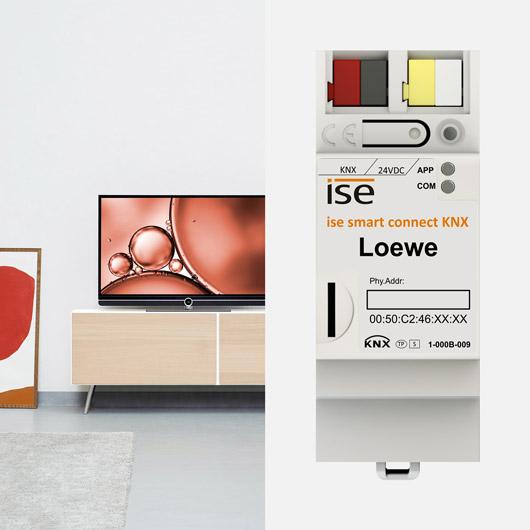 SMART CONNECT KNX Loewe
