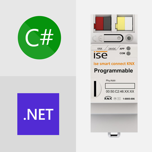 SMART CONNECT KNX Programmeble